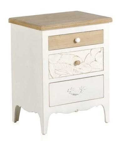 Drevený nočný stolík Geese Emma