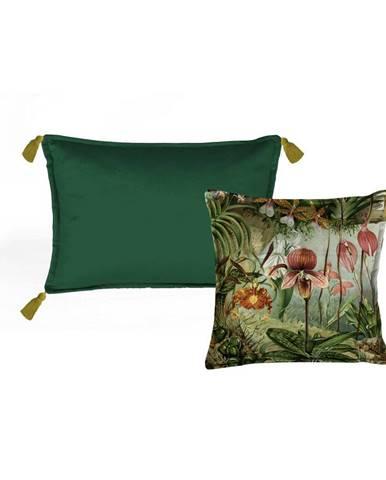 Súprava 2 dekoratívnych obliečok s výplňou Velvet Atelier Potion