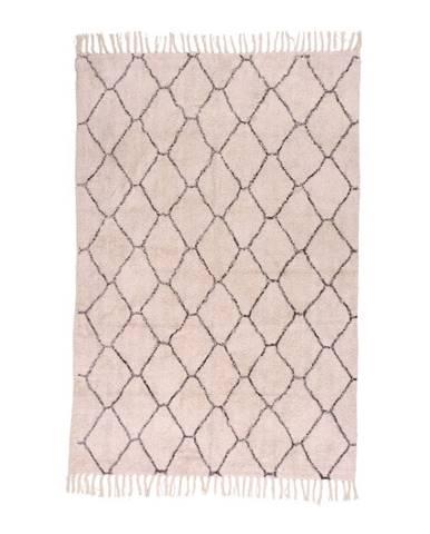 Bavlnený koberec HoNordic Goa, 180×120cm