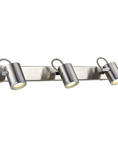 Kovové trojté nástenné svietidlo Markslöjd Lux