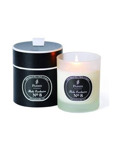 Sviečka s vôňou dreva a pačuli Parks Candles London E×clusive Feu De Bois, 50hodín horenia