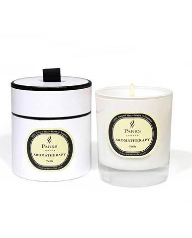Sviečka s vôňou vanilky Parks Candles London, 45hodín horenia