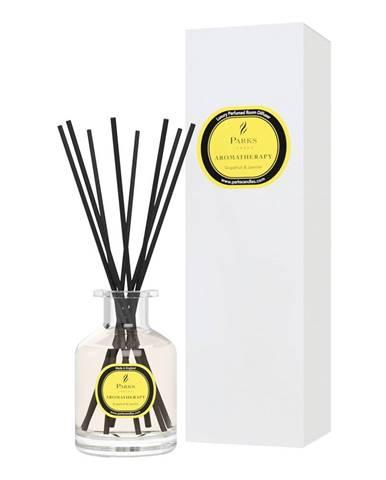 Vonný difuzér s vôňou grapefruitu a jazmínu Parks Candles London Aromatherapy, 250 ml