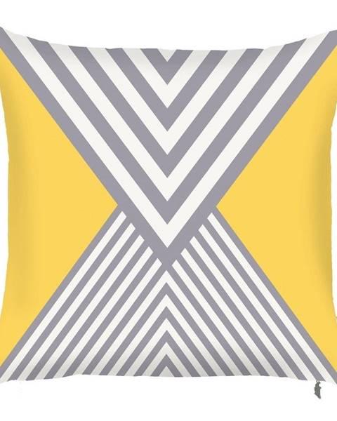 Apolena Obliečka na vankúš Mike&Co.NEWYORK Trianglis, 43 x 43 cm