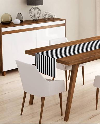 Behúň na stôl z mikrovlákna Minimalist Cushion Covers Fresmo, 45x145cm