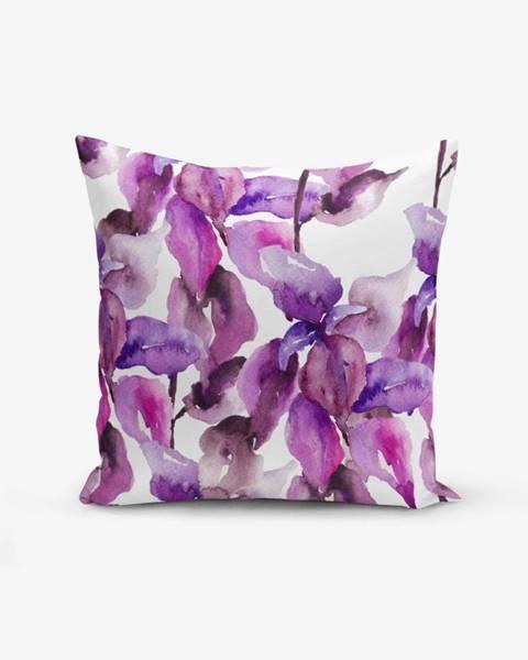 Minimalist Cushion Covers Obliečka na vankúš Minimalist Cushion Covers Leaf Modern, 45 × 45 cm