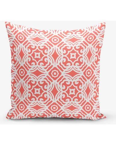 Obliečka na vankúš s prímesou bavlny Minimalist Cushion Covers Bombay, 45×45 cm