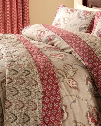 Pléd na posteľ Catherine Lansfield Kashmir, 200cm