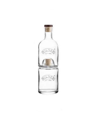 Súprava kompatibilných pohárov na olej a ocot Kilner Taste