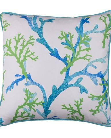 Obliečka na vankúš Mike&Co.NEWYORK DeepBlue Coral, 43 x 43 cm
