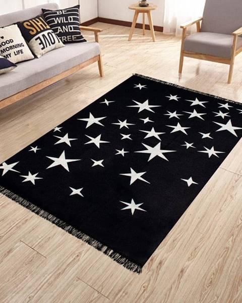 Kate Louise Obojstranný umývateľný koberec Kate Louise Doube Sided Rug Milkyway, 80 × 150 cm