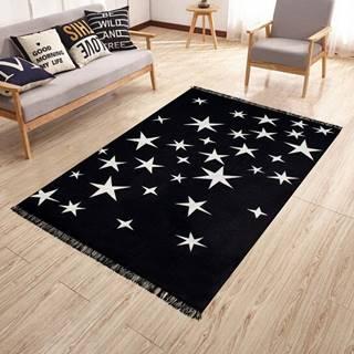 Obojstranný umývateľný koberec Kate Louise Doube Sided Rug Milkyway, 80 × 150 cm