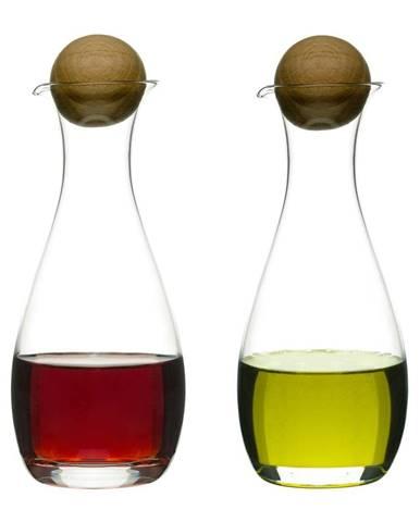 Sada na olej a ocot Sagaform Oval, 300 ml