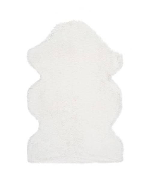 Universal Biely koberec Universal Fox Liso, 60 x 90 cm