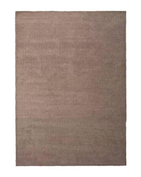 Universal Hnedý koberec Universal Shanghai Liso Marron, 80 × 150 cm