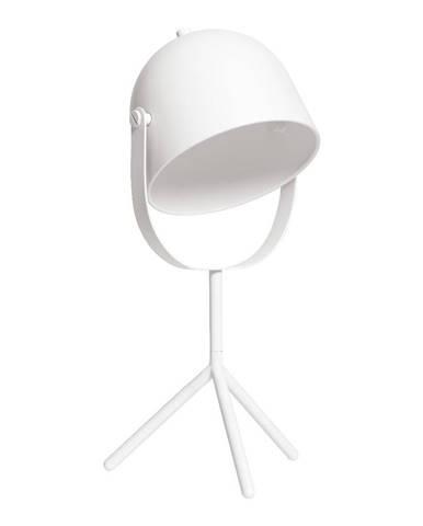 Biela stolová lampa Flexa Monty