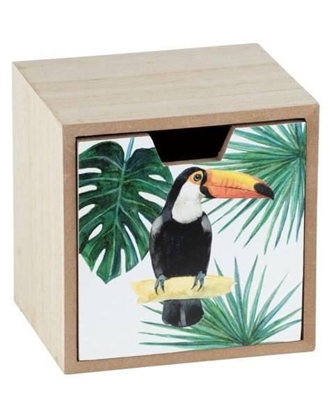 Wenko Úložný box Wenko Tucan, 12 x 12 cm