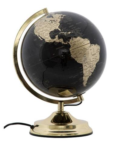Stolová lampa v tvare glóbusu Mauro Ferretti Globe, ø 25 cm