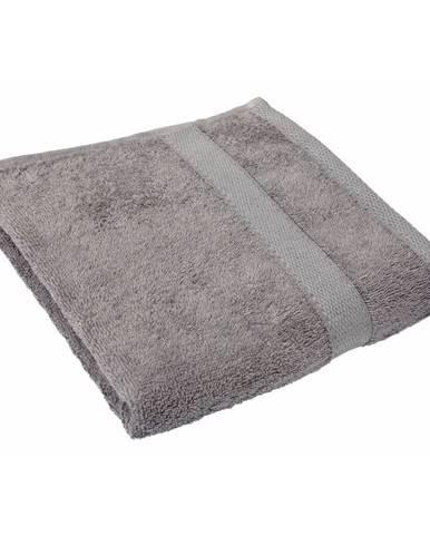 Sivý uterák Tiseco Home Studio, 50 × 100 cm