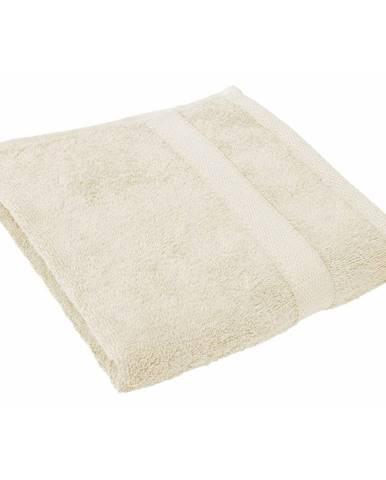Svetlobéžový uterák Tiseco Home Studio, 50 × 100 cm