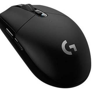 Myš  Logitech Gaming G305 Lightspeed Wireless čierna