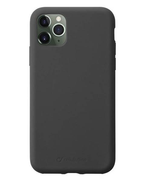 CellularLine Kryt na mobil CellularLine Sensation na Apple iPhone 11 Pro čierny