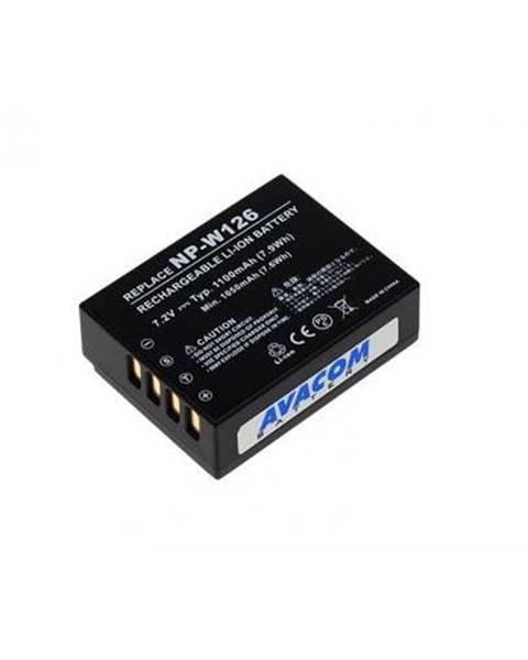 Avacom Batéria Avacom Fujifilm NP-W126 Li-Ion 7,2V 1100mAh
