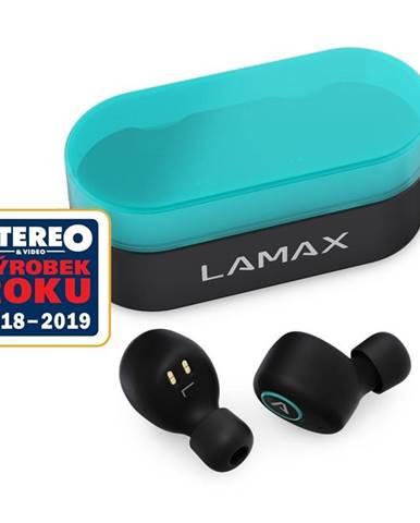 Slúchadlá Lamax Dots1 čierna