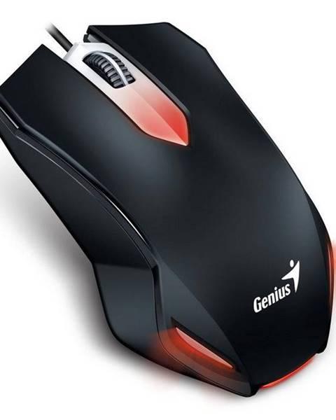 Genius Myš  Genius GX Gaming X-G200 čierna / optická / 3 tlačítka /