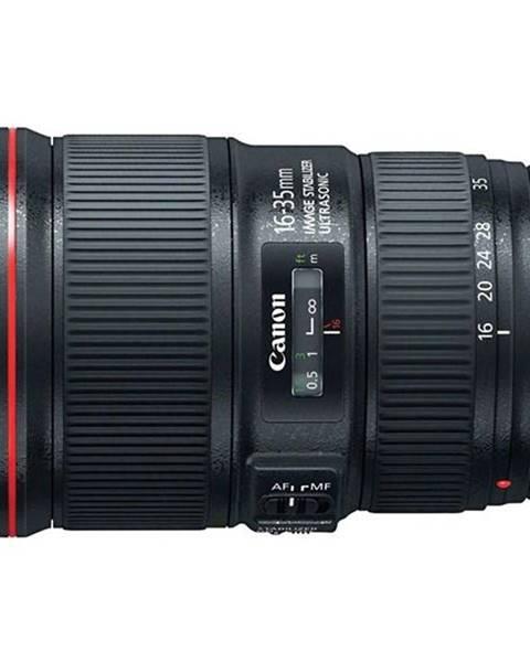 Canon Objektív Canon EF 16-35 mm f/4L IS USM čierny