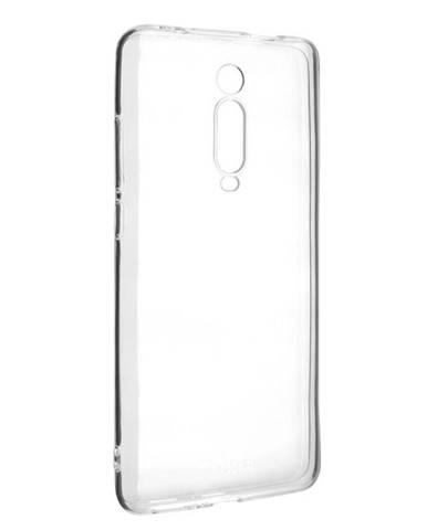 Kryt na mobil Fixed Skin na Xiaomi Mi 9T/ Mi 9T Pro priehľadný