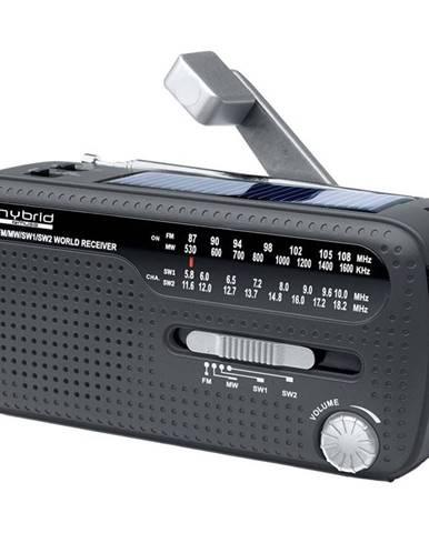 Rádioprijímač MMH-07 DS čierny