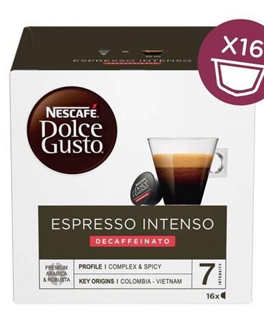 NescafÉ Dolce Gusto® Espresso Intenso Decaffeinato kávové kapsule