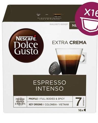 NescafÉ Dolce Gusto® Espresso Intenso kávové kapsule 16 ks