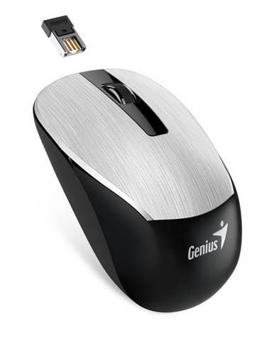 Myš  Genius NX-7015 strieborná / optická / 3 tlačítka / 1600dpi