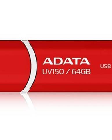 USB flash disk Adata UV150 64GB červený