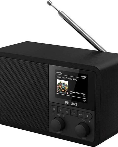 Philips Internetový rádioprijímač Philips Tapr802 čierny
