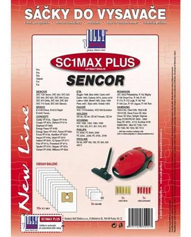 Sáčky pre vysávače Jolly SC1 MAX Plus