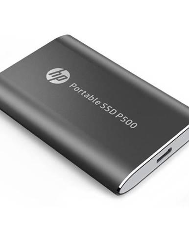 SSD externý HP Portable P500 500GB čierny