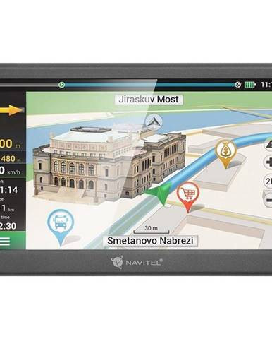 Navigačný systém GPS Navitel E700 čierna