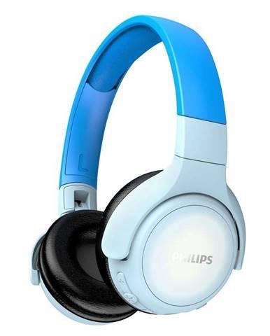 Slúchadlá Philips Takh402bl modrá