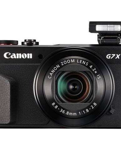Digitálny fotoaparát Canon PowerShot G7X Mark II čierny