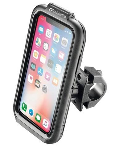 Držiak na mobil Interphone na Apple iPhone X/Xs, úchyt na řídítka,