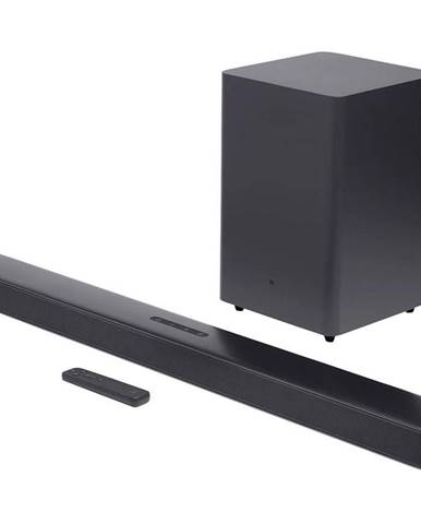 Soundbar JBL BAR 2.1 Deep Bass čierny