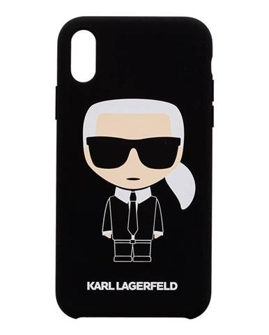 Kryt na mobil Karl Lagerfeld Full Body Iconic na Apple iPhone XR