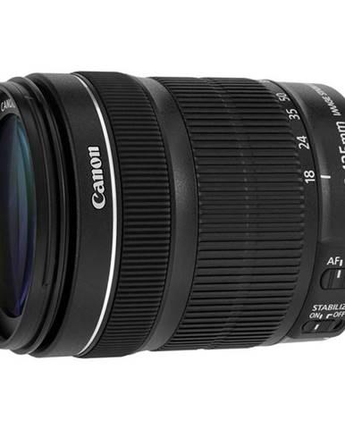 Objektív Canon EF-S 18-135 mm f/3.5-5.6 IS STM + EW73B + LC kit