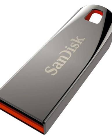 USB flash disk Sandisk Cruzer Forcer 64 GB kovový
