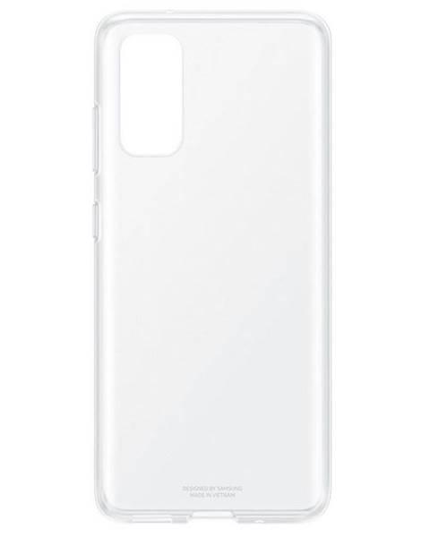 Samsung Kryt na mobil Samsung Galaxy S20 priehľadný