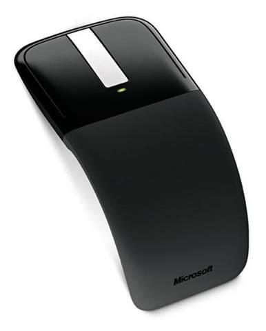 Myš  Microsoft Art Touch čierna / BlueTrack / 4 tlačítka / 1000dpi