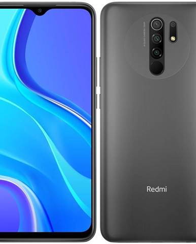 Mobilný telefón Xiaomi Redmi 9 32 GB - Carbon Grey